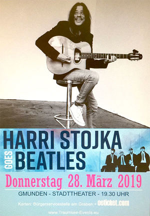 Harri Stojka goes Beatles