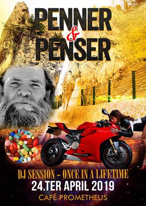 Penner & Penser DJ Session