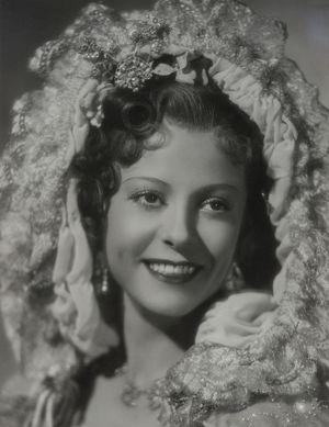 Maria Cebotari (1910 - 1949) unvergessen Primadonna Assoluta - Filmstar - Legende