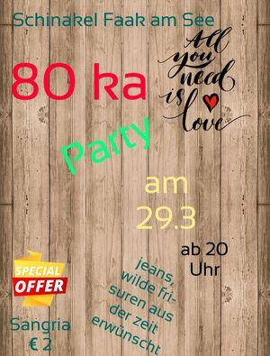 80 ka johr party