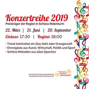 Konzertreihe in Schloss Rotenturm