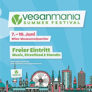 Veganmania Wien MQ 2019
