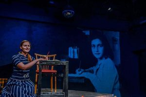 ANNE Jugendstück nach dem Tagebuch von Anne Frank (13+)