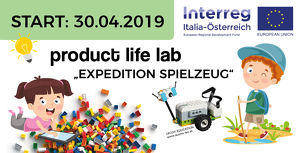 "Product Life Lab ""Expedition Spielzeug"" im Lakeside Park"