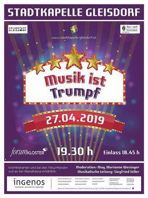 Konzert Stadtkapelle Gleisdorf