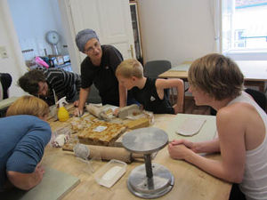 Keramikworkshop