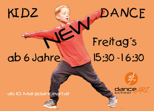 "Kidz Dance mit ""Kay"""