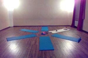 "Meditationsabend ""Einfach Anfangen"""