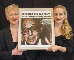 """""""Fürchten wir das Beste!"""" - eine Hommage an Georg Kreisler"""