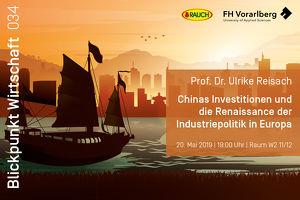 Chinas Investitionen und die Renaissance der Industriepolitik in Europa