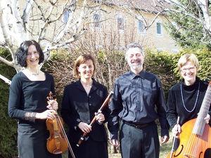 Broken Consort Innsbruck - Galante Musik voll Eleganz und Lebensfreude