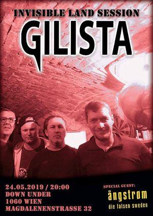 GILISTA - Invisible Land Session