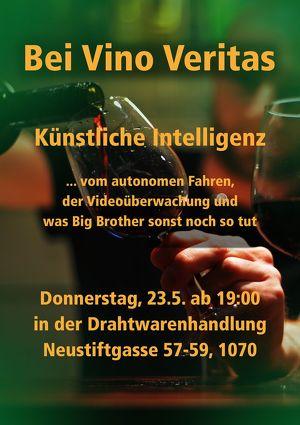 Bei Vino Veritas: Künstliche Intelligenz