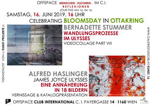 Bloomsday in Ottakring 2019