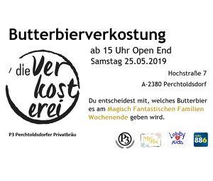 MFFW - Butterbierverkostung - Charity