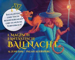 Magisch Fantastische Ball Nacht - Charity