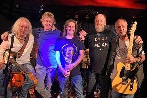 Bluespumpm mit Peter Ratzenbeck