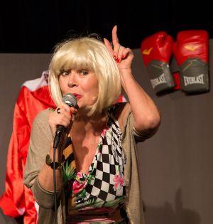Kabarett Angelika Beier