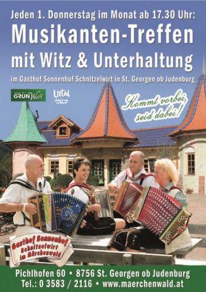 Radio Grün Weiß Musikanten-Treffen