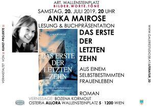 Starke Stimme für Frauen – in Literatur und Malerei!