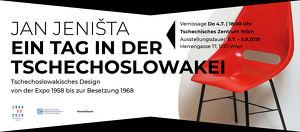 Vernissage und Austellung | Jan Jeništa: Ein Tag in der Tschechoslowakei