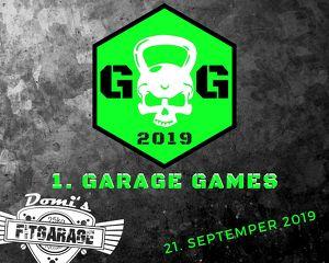 1. Garage Games