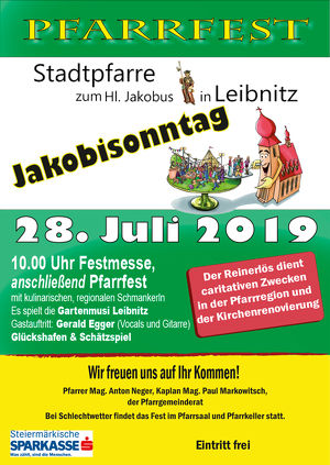 Pfarrfest der Stadtpfarre Leibnitz
