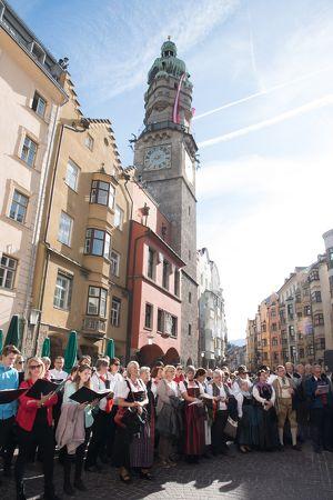Chortag des Tiroler Sängerbundes