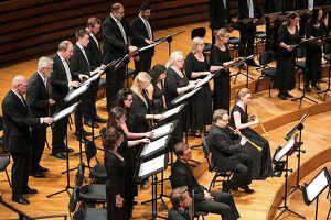 """W.A.Mozart """"Große c-Moll Messe"""" im Haus der Musik"""