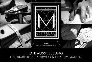 Masterpiece Collection 2019 im Grand Hotel Wien