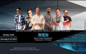  VIENNA TAKE OFF EVENT 