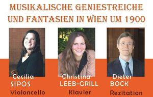 Musikalische Geniestreiche und Fantasien in Wien um 1900