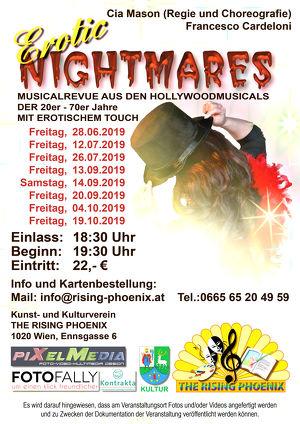 Erotic Nightmares Musical Revue