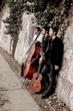 Fischerkirchenkonzert - Klezmer Trio