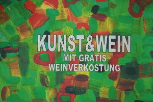 Kunst&Wein Vernissage