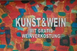 VERNISSAGE Kunst&Wein Benefiz