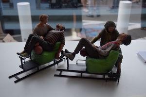 HOCHsommer 2019: hoelb/hoeb: RIEEZ in der Kunsthalle Feldbach