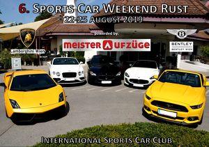 6. ISCC Sportwagentreffen