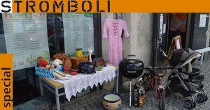 Stromboli Flohmarkt