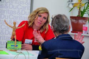 Pflege Beratungstag: Leben mit Demenz