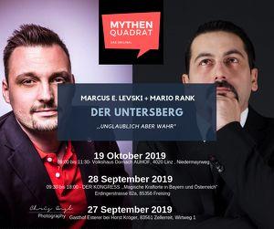 Das Mythenquadrat - Der mystische Untersberg