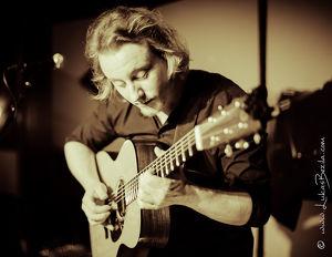 Markus Schlesinger zu Gast bei der KlangFarben Guitar Night