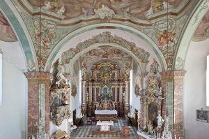 Tag des Denkmals – Ebenthal – Pfarr- und Wallfahrtskirche Maria Hilf und St. Peter und Paul