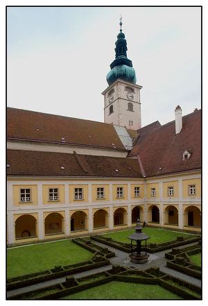 Tag des Denkmals – St. Pölten – Dom und Bistumsgebäude