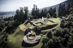 Tag des Denkmals – Schwanberg – Altburg Schwanberg – Tanzboden