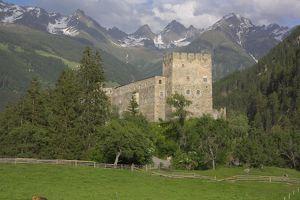 Tag des Denkmals – Kauns – Burg Berneck