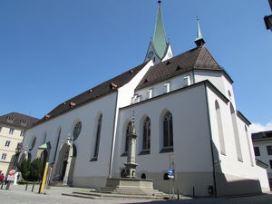 Tag des Denkmals – Feldkirch – Dom St. Nikolaus