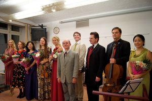 Musikalisch-patriotisches Herbstkonzert