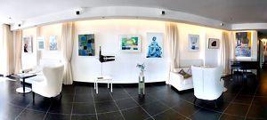 Kunst begeistert sein | Kuratorinnen laden zum Ausstellungsrundgang