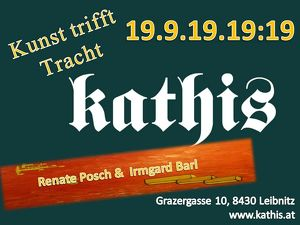 Kunst trifft Tracht
